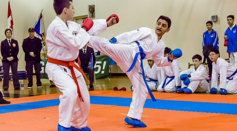 7 Reasons Why Karate is Better for your Kids than Team Sports